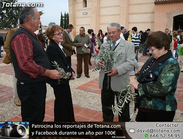 Domingo de Ramos. Parroquia de las Tres Avemar�as. Semana Santa 2009 - 56