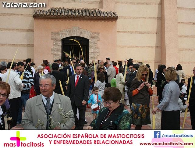 Domingo de Ramos. Parroquia de las Tres Avemar�as. Semana Santa 2009 - 57