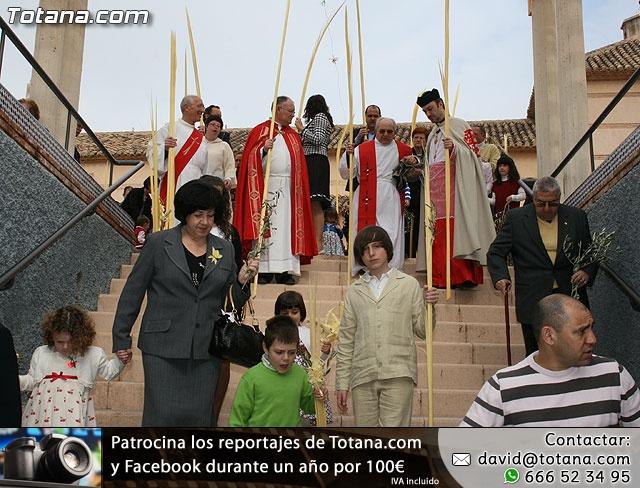 Domingo de Ramos. Parroquia de las Tres Avemar�as. Semana Santa 2009 - 58
