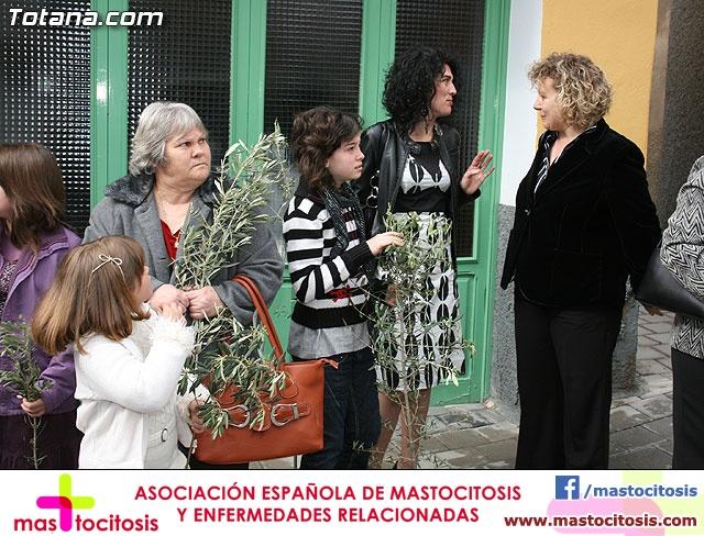 Domingo de Ramos. Parroquia de las Tres Avemar�as. Semana Santa 2009 - 59