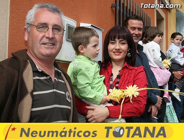 Domingo de Ramos. Parroquia de las Tres Avemar�as. Semana Santa 2009 - 64