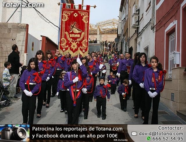 Domingo de Ramos. Parroquia de las Tres Avemar�as. Semana Santa 2009 - 65
