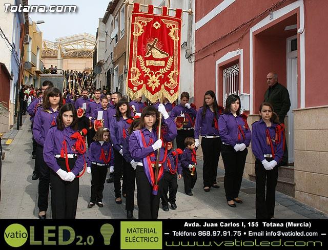 Domingo de Ramos. Parroquia de las Tres Avemar�as. Semana Santa 2009 - 66