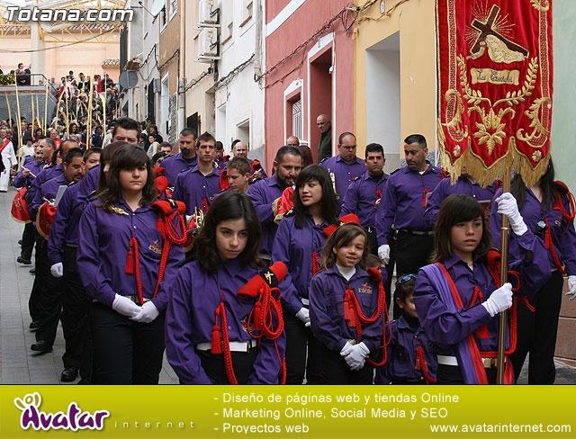 Domingo de Ramos. Parroquia de las Tres Avemar�as. Semana Santa 2009 - 67