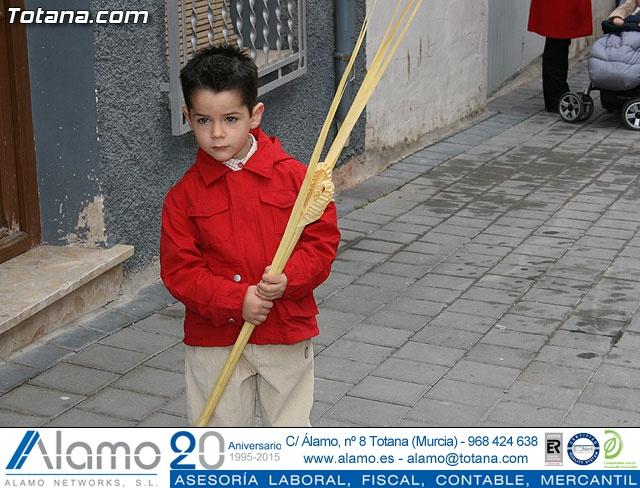Domingo de Ramos. Parroquia de las Tres Avemar�as. Semana Santa 2009 - 68