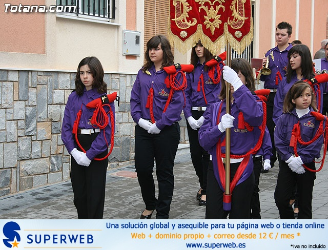Domingo de Ramos. Parroquia de las Tres Avemar�as. Semana Santa 2009 - 69