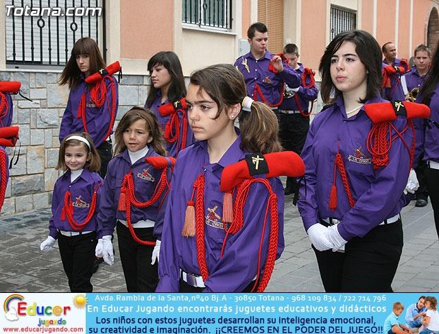 Domingo de Ramos. Parroquia de las Tres Avemar�as. Semana Santa 2009 - 71