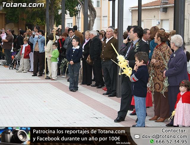 Domingo de Ramos. Parroquia de las Tres Avemar�as. Semana Santa 2009 - 218