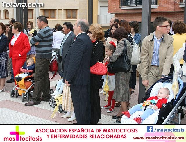 Domingo de Ramos. Parroquia de las Tres Avemar�as. Semana Santa 2009 - 219