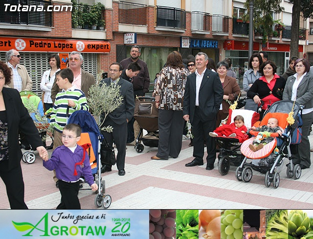 Domingo de Ramos. Parroquia de las Tres Avemar�as. Semana Santa 2009 - 220