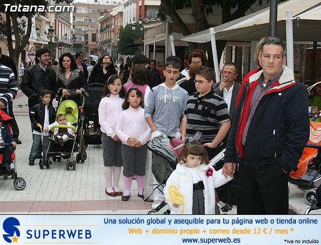 Domingo de Ramos. Parroquia de las Tres Avemar�as. Semana Santa 2009 - 221