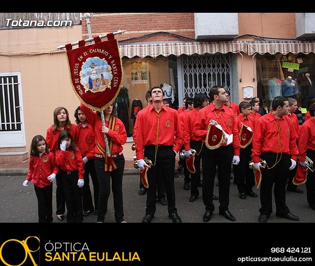Inauguraci�n de la Casa-Hermandad de Jes�s en el Calvario y Santa Cena - 1