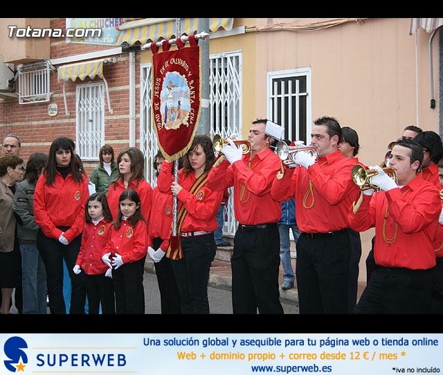 Inauguraci�n de la Casa-Hermandad de Jes�s en el Calvario y Santa Cena - 24