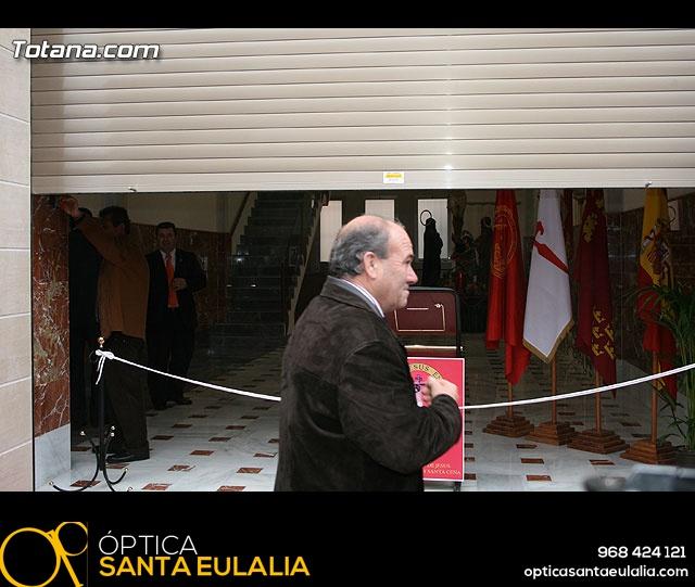 Inauguraci�n de la Casa-Hermandad de Jes�s en el Calvario y Santa Cena - 34