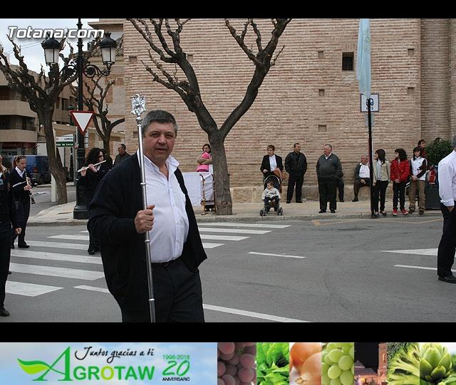 JUEVES SANTO - TRASLADO DE LOS TRONOS A LA PARROQUIA DE SANTIAGO - 12