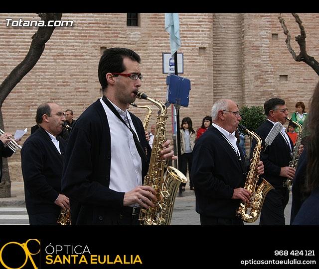 JUEVES SANTO - TRASLADO DE LOS TRONOS A LA PARROQUIA DE SANTIAGO - 17