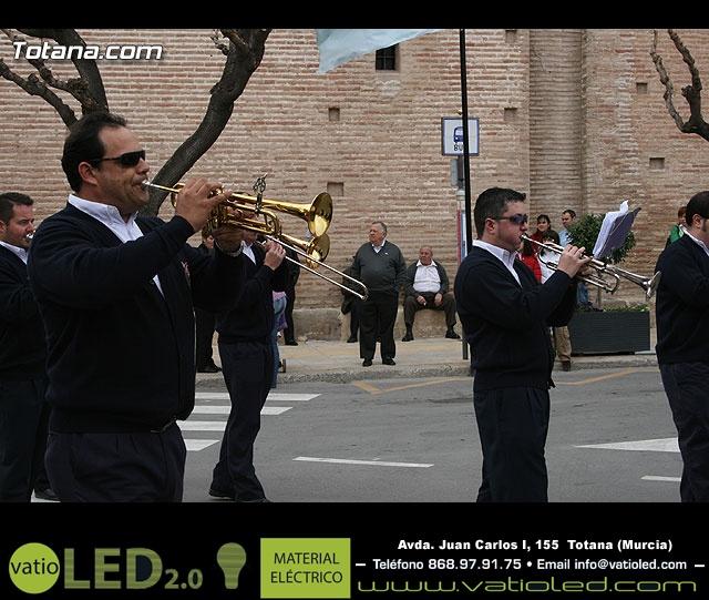 JUEVES SANTO - TRASLADO DE LOS TRONOS A LA PARROQUIA DE SANTIAGO - 21