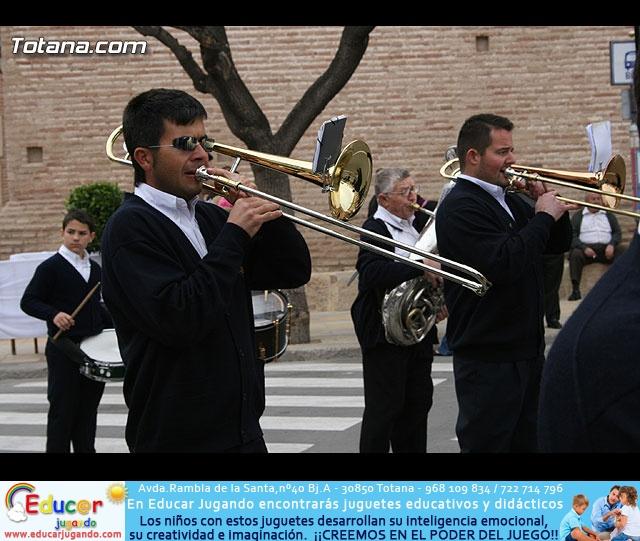 JUEVES SANTO - TRASLADO DE LOS TRONOS A LA PARROQUIA DE SANTIAGO - 24