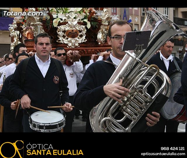 JUEVES SANTO - TRASLADO DE LOS TRONOS A LA PARROQUIA DE SANTIAGO - 25