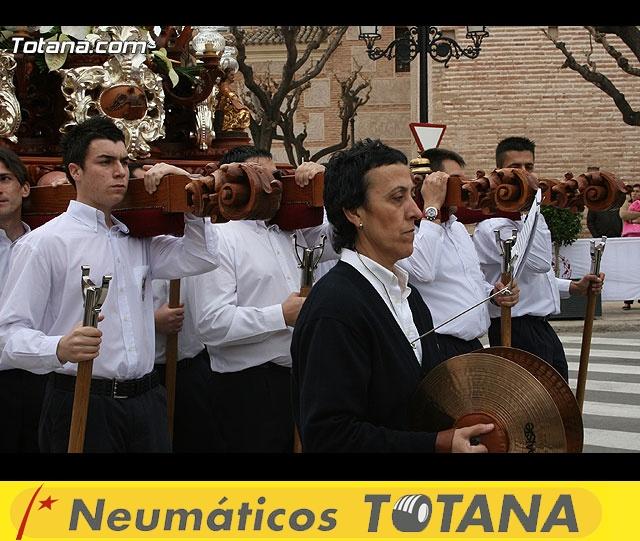 JUEVES SANTO - TRASLADO DE LOS TRONOS A LA PARROQUIA DE SANTIAGO - 26