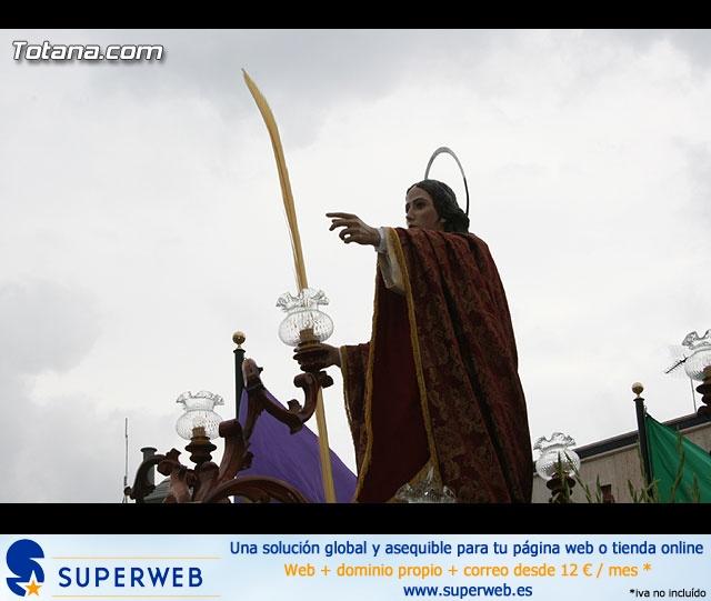 JUEVES SANTO - TRASLADO DE LOS TRONOS A LA PARROQUIA DE SANTIAGO - 40