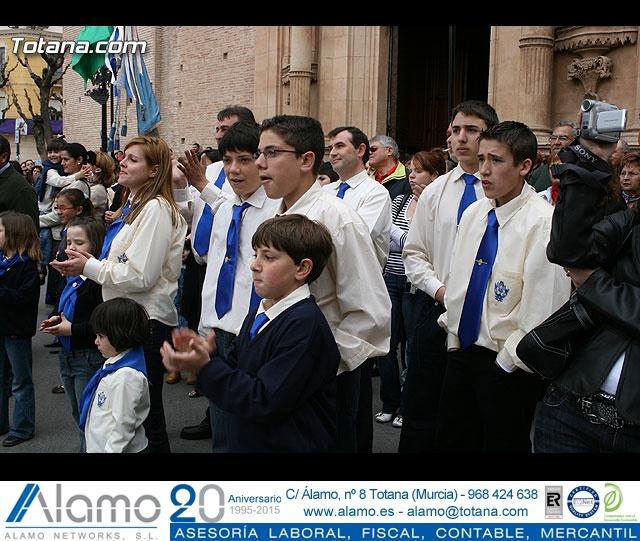 JUEVES SANTO - TRASLADO DE LOS TRONOS A LA PARROQUIA DE SANTIAGO - 284