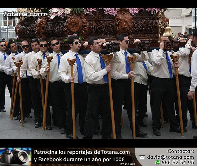 JUEVES SANTO - TRASLADO DE LOS TRONOS A LA PARROQUIA DE SANTIAGO - 287