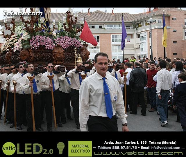JUEVES SANTO - TRASLADO DE LOS TRONOS A LA PARROQUIA DE SANTIAGO - 291