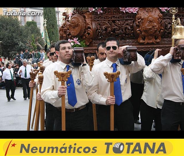 JUEVES SANTO - TRASLADO DE LOS TRONOS A LA PARROQUIA DE SANTIAGO - 292