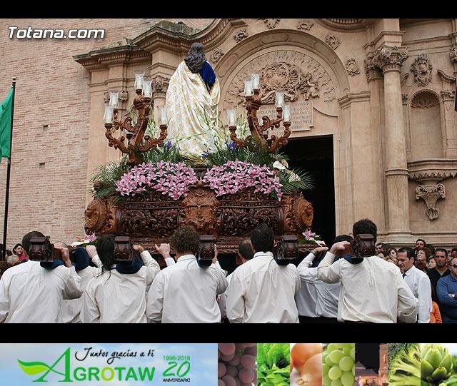 JUEVES SANTO - TRASLADO DE LOS TRONOS A LA PARROQUIA DE SANTIAGO - 297