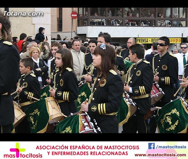 JUEVES SANTO - TRASLADO DE LOS TRONOS A LA PARROQUIA DE SANTIAGO - 319