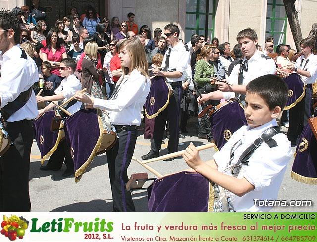 JUEVES SANTO - TRASLADO DE LOS TRONOS A LA PARROQUIA DE SANTIAGO  - 2009 - 765