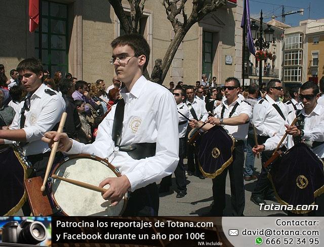JUEVES SANTO - TRASLADO DE LOS TRONOS A LA PARROQUIA DE SANTIAGO  - 2009 - 767