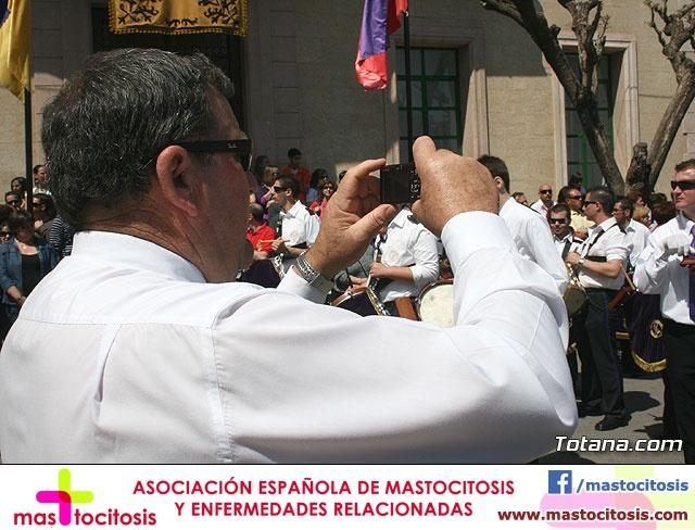 JUEVES SANTO - TRASLADO DE LOS TRONOS A LA PARROQUIA DE SANTIAGO  - 2009 - 775