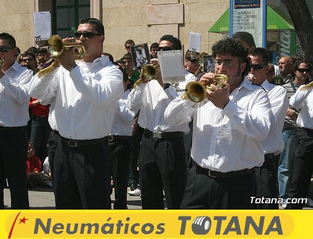 JUEVES SANTO - TRASLADO DE LOS TRONOS A LA PARROQUIA DE SANTIAGO  - 2009 - 778