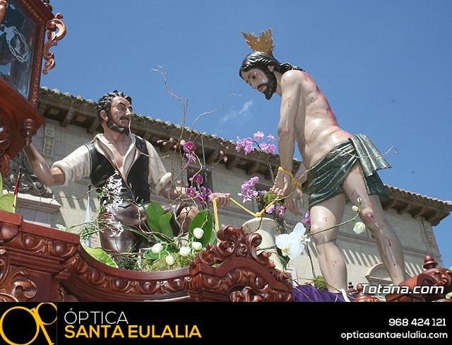 JUEVES SANTO - TRASLADO DE LOS TRONOS A LA PARROQUIA DE SANTIAGO  - 2009 - 783