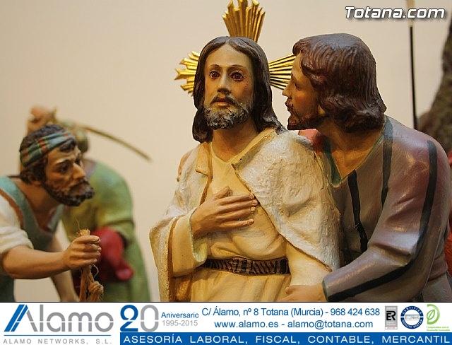 Exposici�n 50 aniversario. Hermandad del Beso de Judas - 24