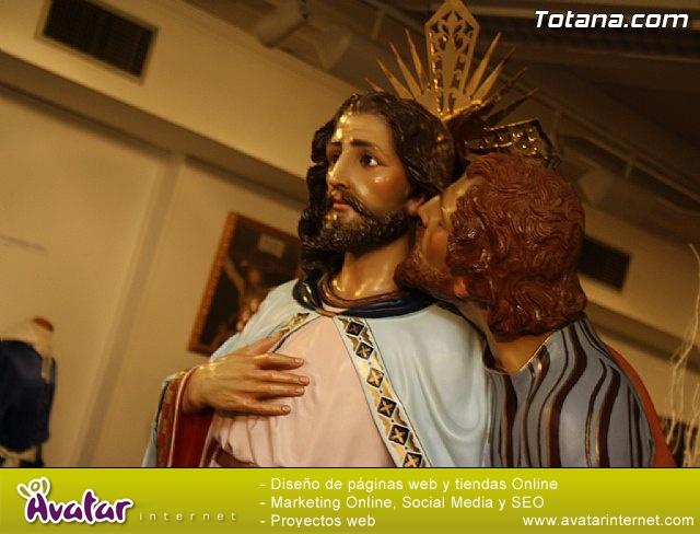 Exposici�n 50 aniversario. Hermandad del Beso de Judas - 68