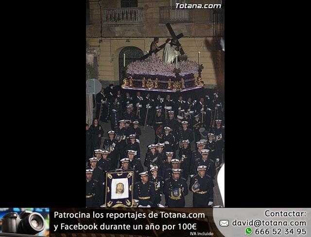Procesión Jueves Santo. Semana Santa 2011 - 688