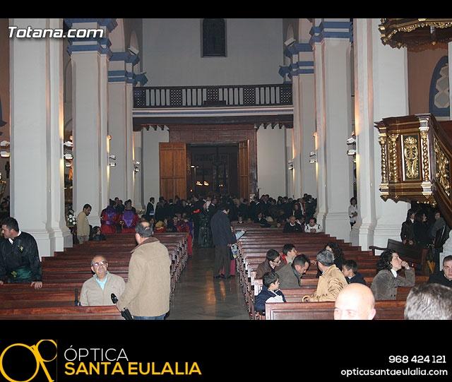SEMANA SANTA TOTANA 2008 - JUEVES SANTO (NOCHE) - 2