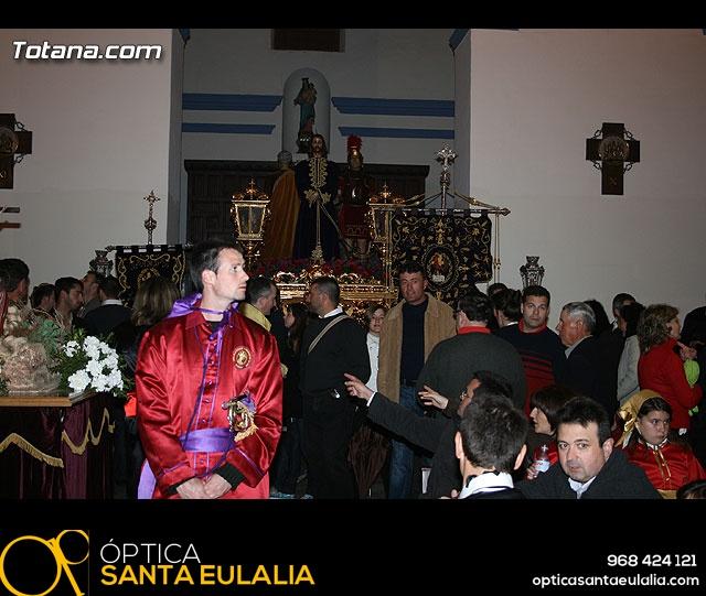 SEMANA SANTA TOTANA 2008 - JUEVES SANTO (NOCHE) - 4