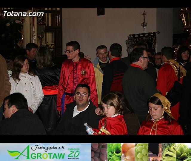 SEMANA SANTA TOTANA 2008 - JUEVES SANTO (NOCHE) - 8
