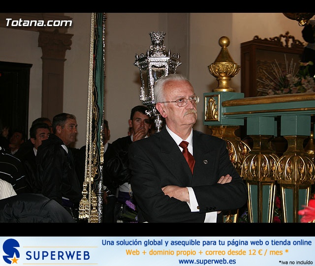 SEMANA SANTA TOTANA 2008 - JUEVES SANTO (NOCHE) - 14