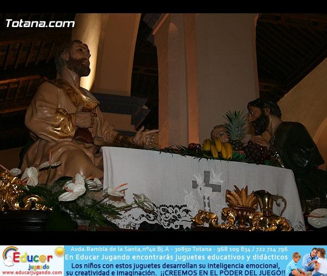 SEMANA SANTA TOTANA 2008 - JUEVES SANTO (NOCHE) - 32