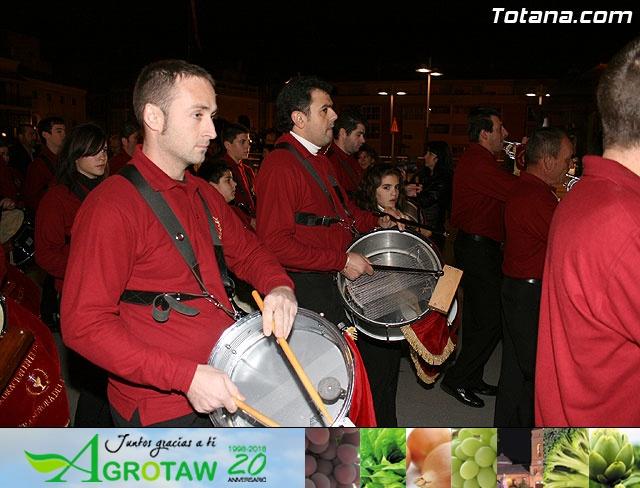 Banda de Cornetas y Tambores. Hermandad de