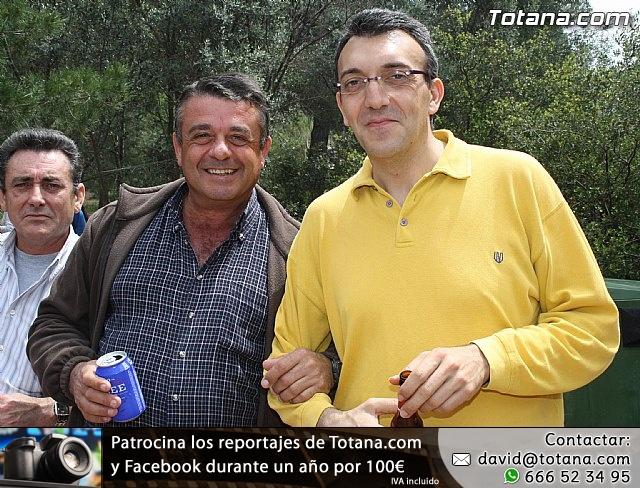 Jornada de convivencia en La Santa. Hermandades y Cofradías. 30/04/2011 - 127