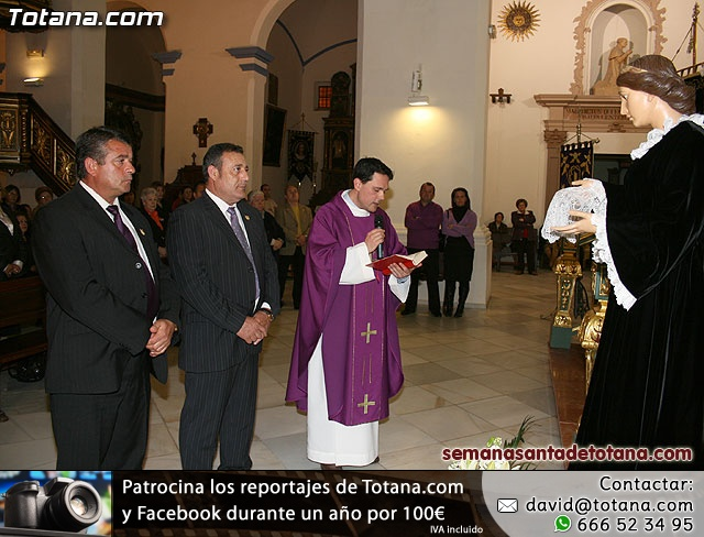 La Hermandad de La Ver�nica estrena traje de vestir luto - 16