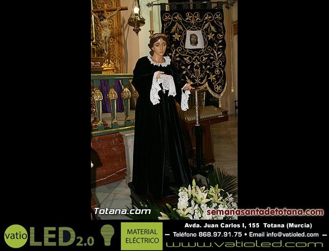 La Hermandad de La Ver�nica estrena traje de vestir luto - 21