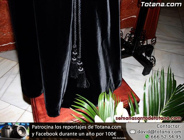 La Hermandad de La Ver�nica estrena traje de vestir luto - 22