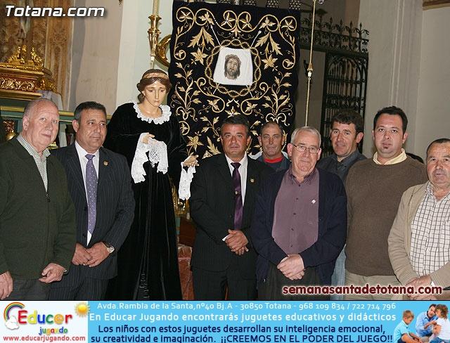 La Hermandad de La Ver�nica estrena traje de vestir luto - 33